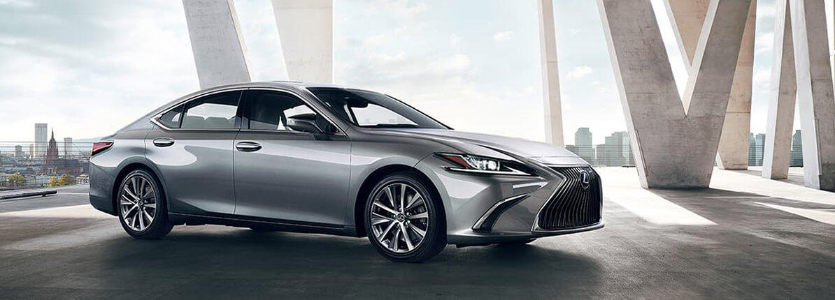 Cover Photo of  LEXUS ES350 CC 2019