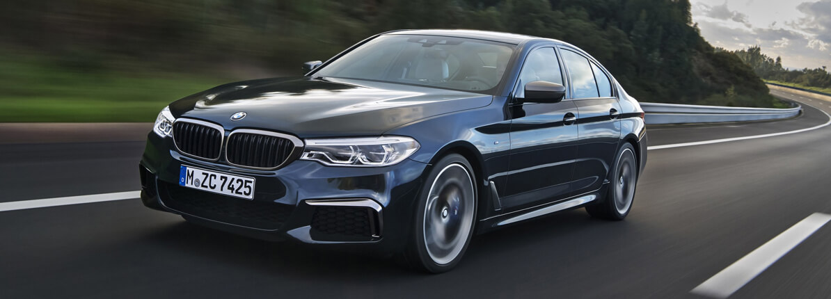 Cover Photo of  BMW 520 iA 2020