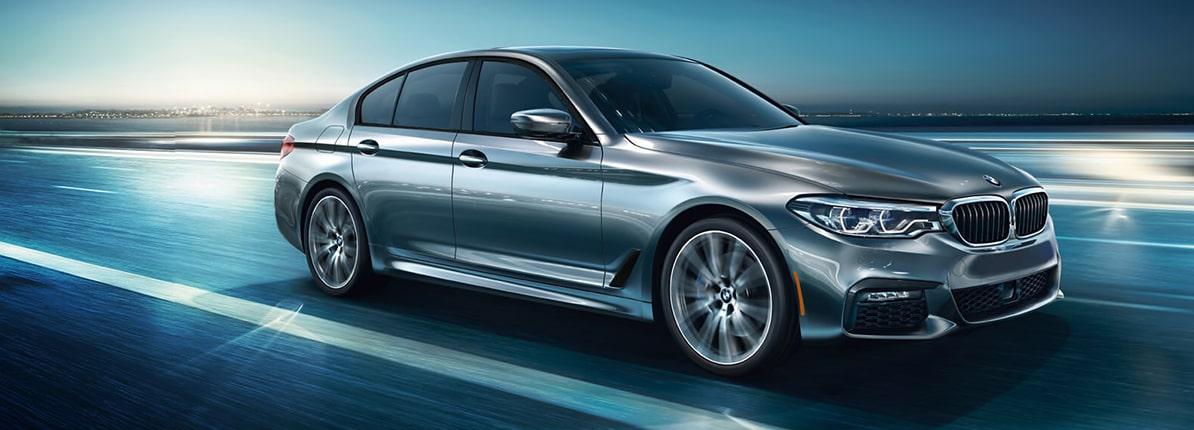 Cover Photo of  BMW 520 I- SPORT 2020