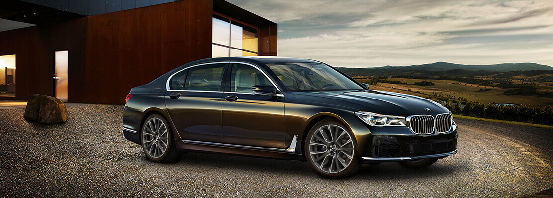 Cover Photo of  BMW 740 Li 2020