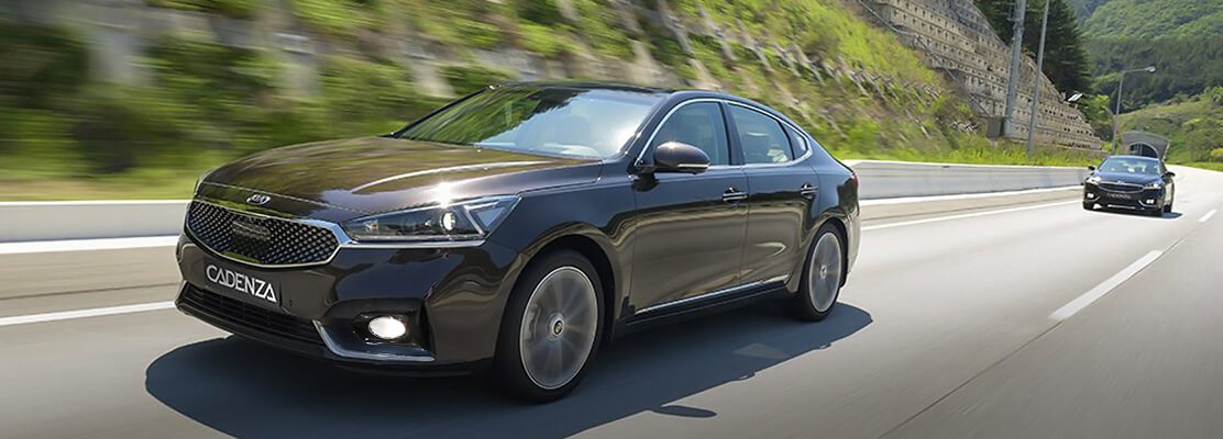 Cover Photo of  KIA CADENZA LX 2020