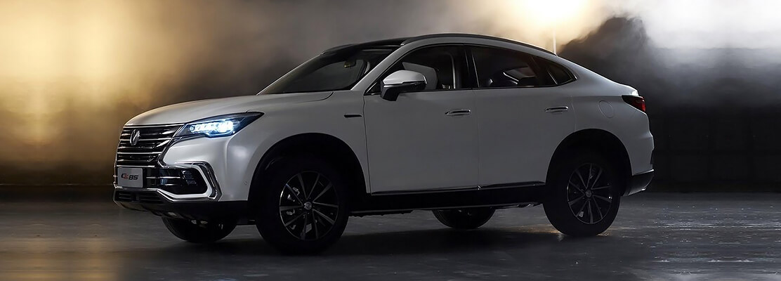 Cover Photo of  CHANGAN CS85 Limited 2021