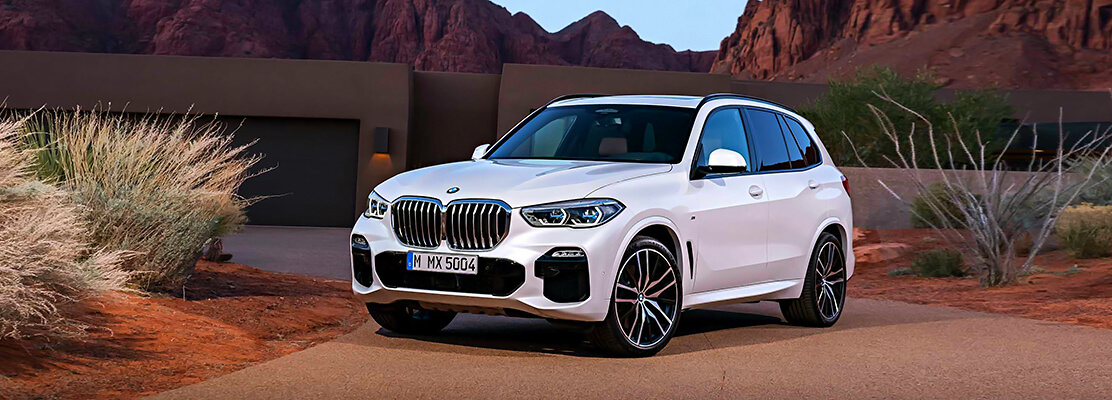 Cover Photo of  BMW X5 x-Drive40i 2020