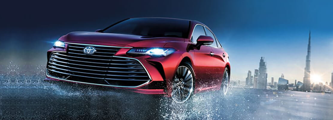 Cover Photo of  TOYOTA Avalon XLE 2020