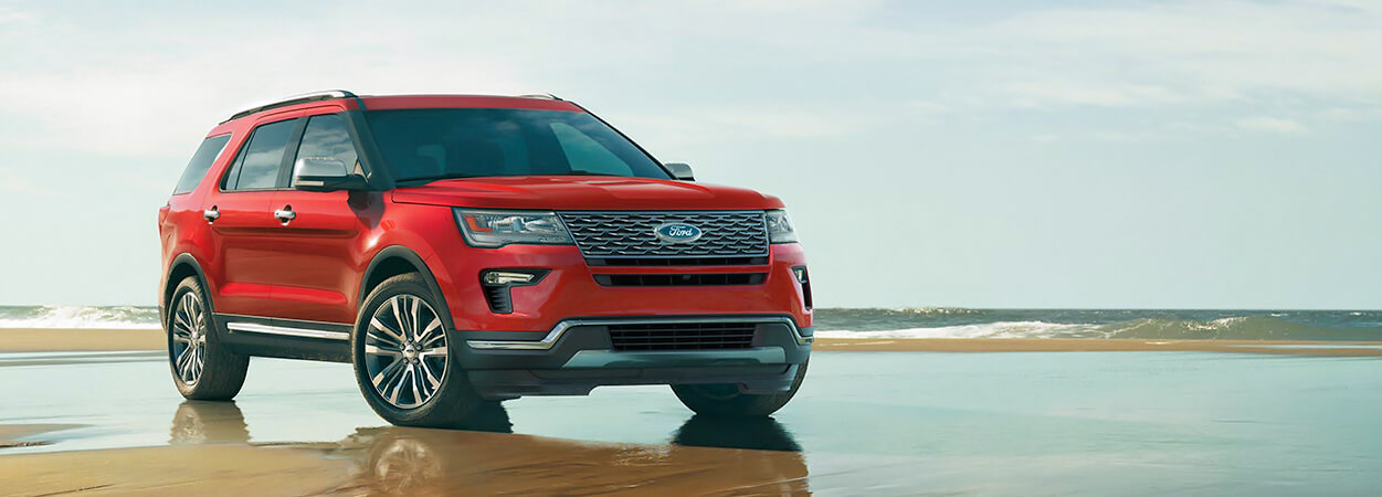 Cover Photo of  FORD EXPLORER XLT - AWD 2018