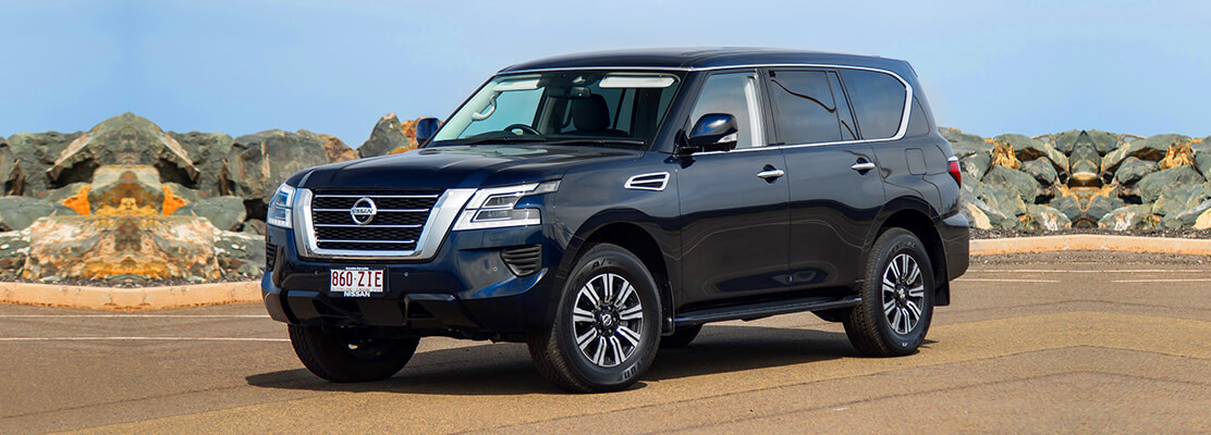 Cover Photo of  NISSAN PATROL XE 2020