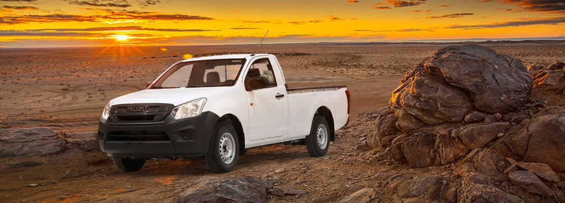 Cover Photo of  ISUZU D-MAX Drowning 2020