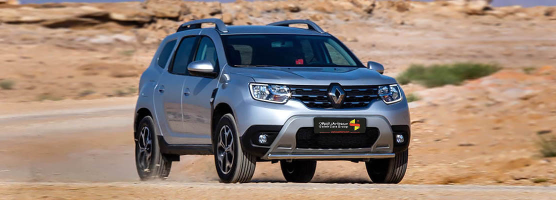 Cover Photo of  RENAULT DUSTER LE 2021