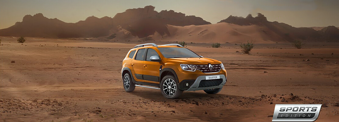 Cover Photo of  RENAULT DUSTER SE 4X4 2020
