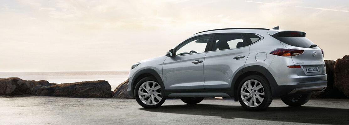 Cover Photo of  HYUNDAI TUCSON GLS 2WD 2021