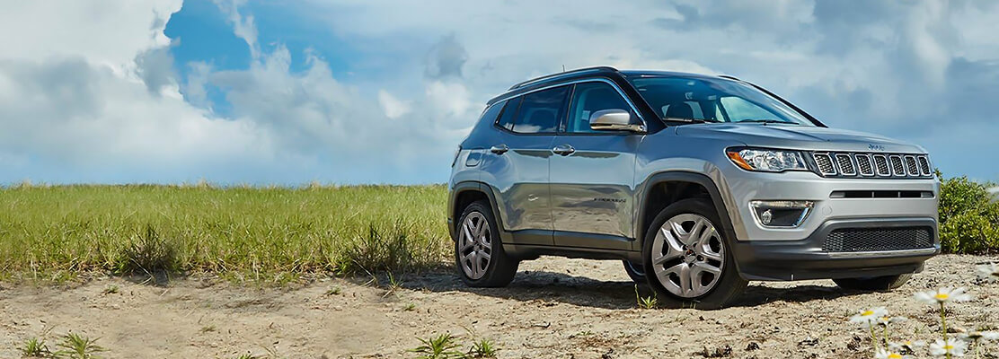 Cover Photo of  Jeep Compass Longitude 2021