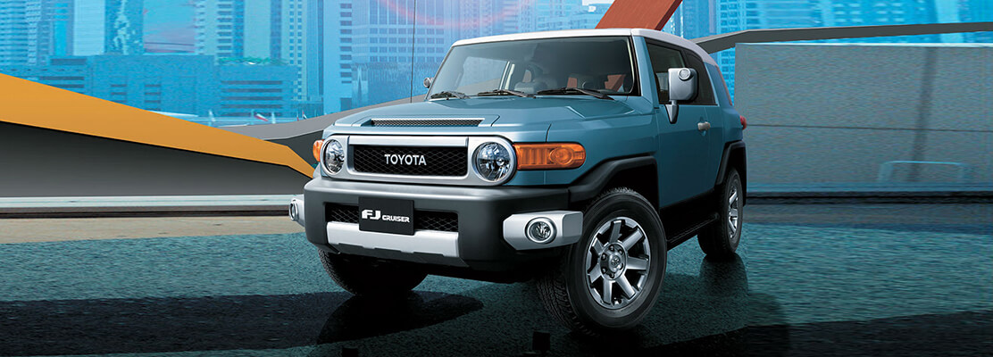 Cover Photo of  TOYOTA FJ - CRUISER 4X4 2020