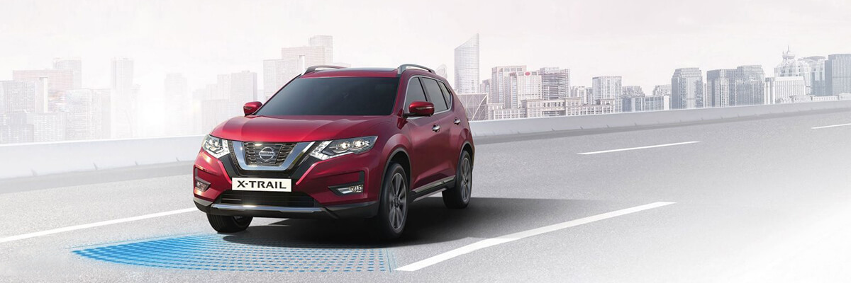 Cover Photo of  NISSAN X-TRAIL S 2020