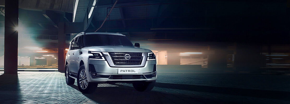 Cover Photo of  NISSAN PATROL XE 2021