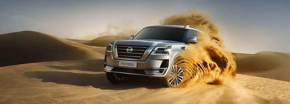 Cover Photo of  NISSAN PATROL SE2 2021
