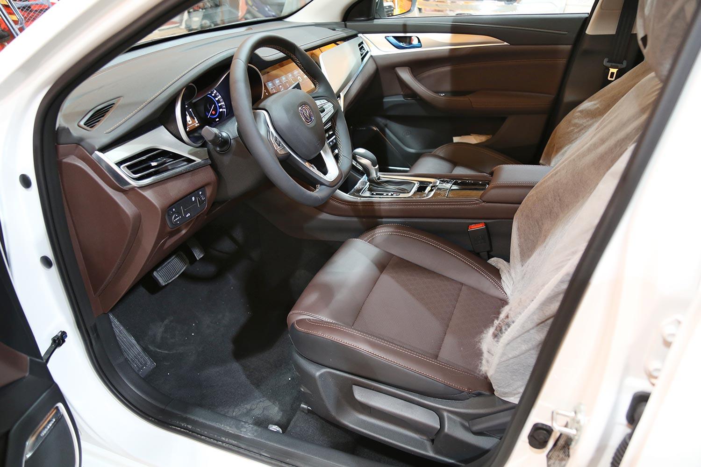 صورة داخلية للسيارة  شانجان ايدو Smart 2021