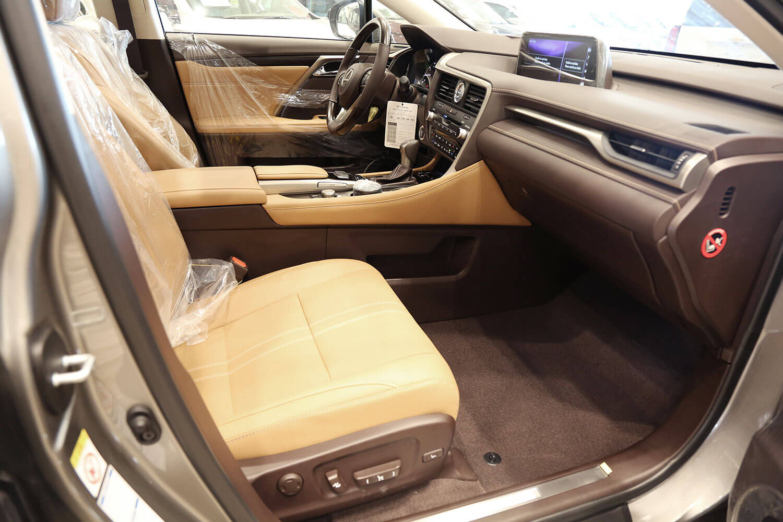 Interior Image for  LEXUS RX 350 2019