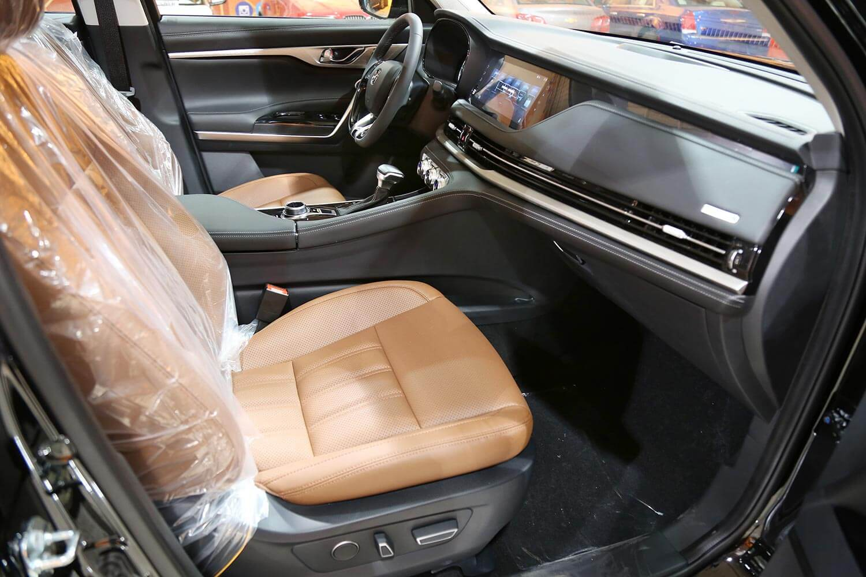 Interior Image for  CHANGAN CS95 Platinum 4WD 2021