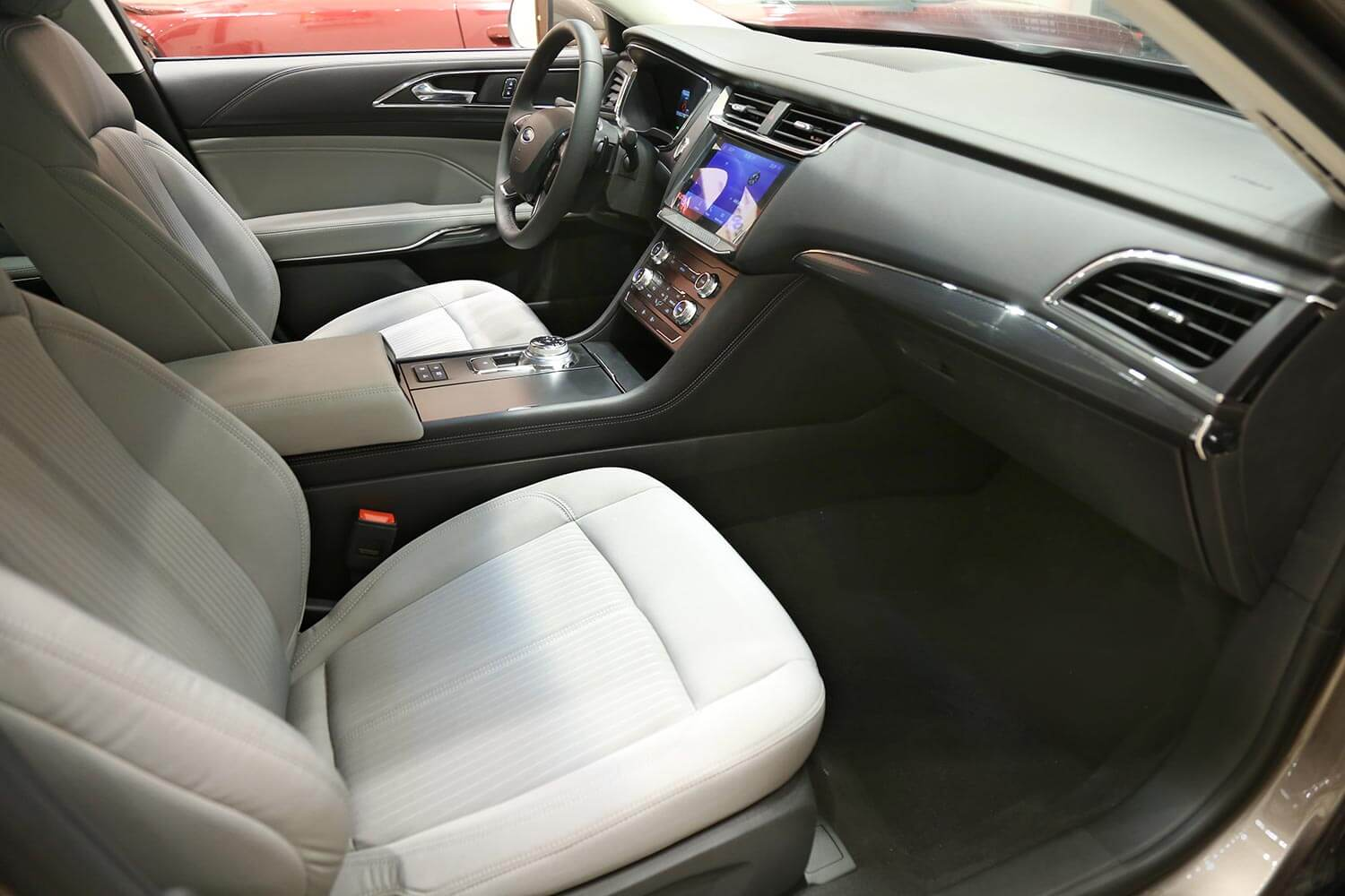 Interior Image for  FORD TAURUS Ambiente 2020