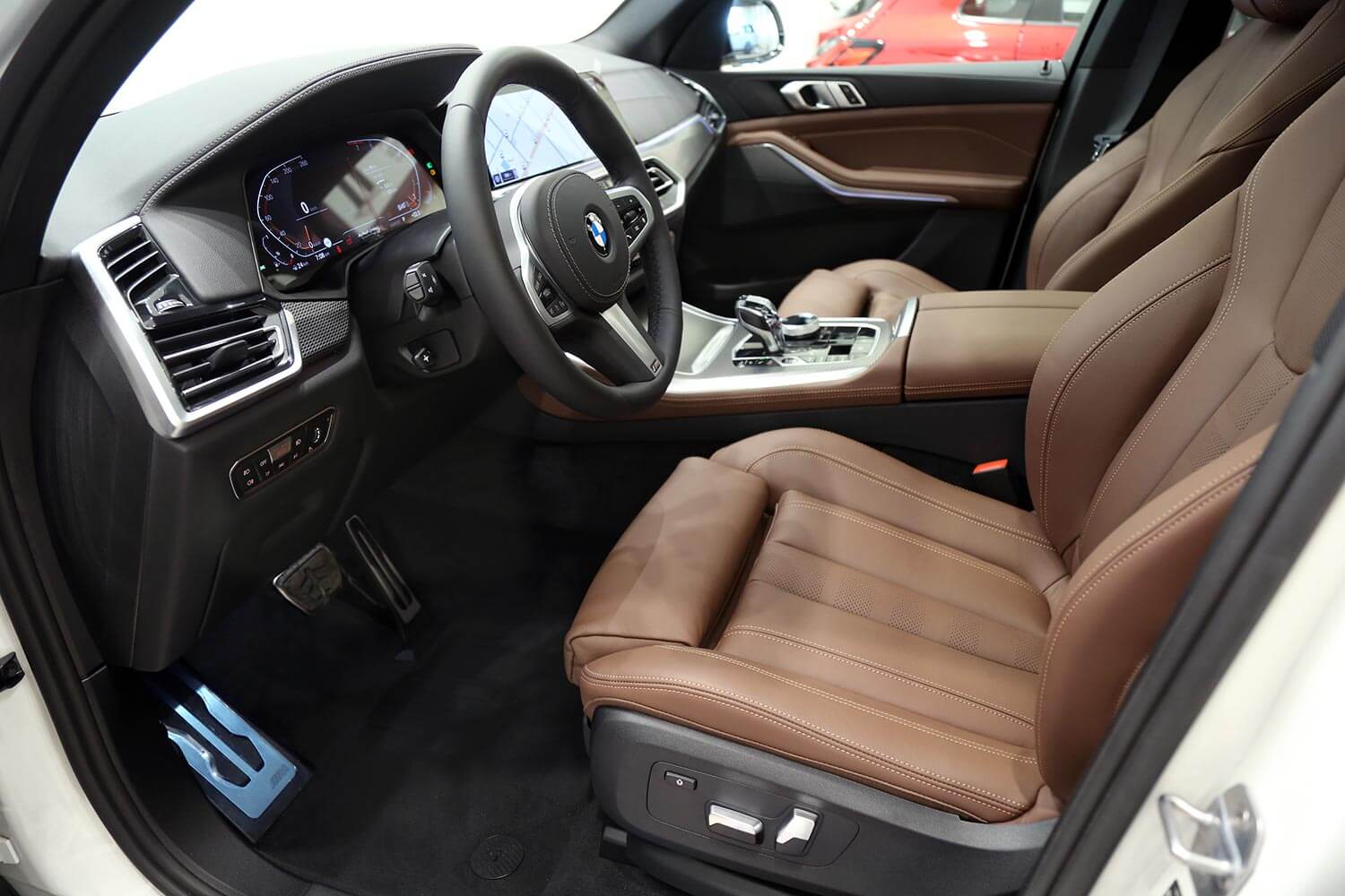 Interior Image for  BMW X5 x-Drive40i 2020