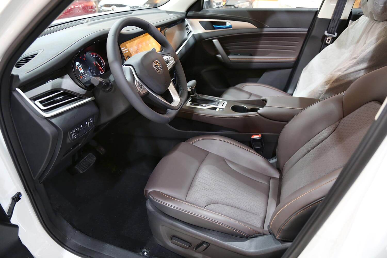 صورة داخلية للسيارة  شانجان CS35-PLUS ليمتد 2021