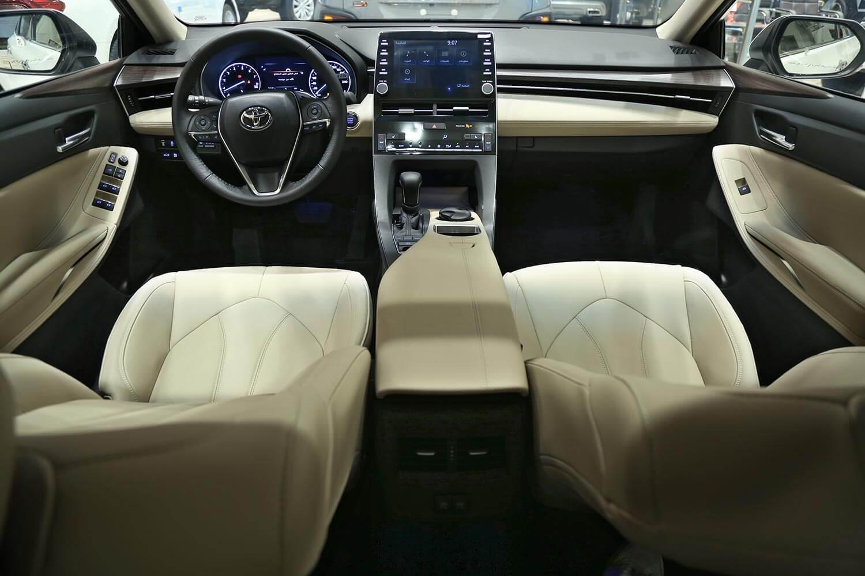 Interior Image for  TOYOTA Avalon XLE 2020