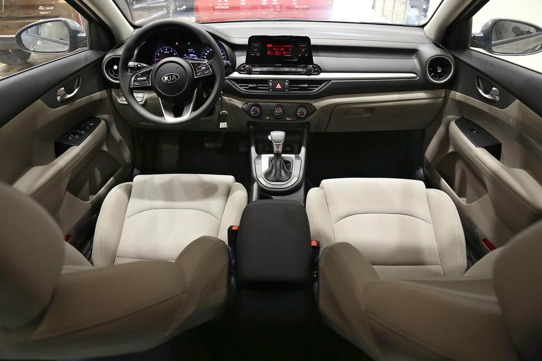 Interior Image for  KIA CERATO LX 2021