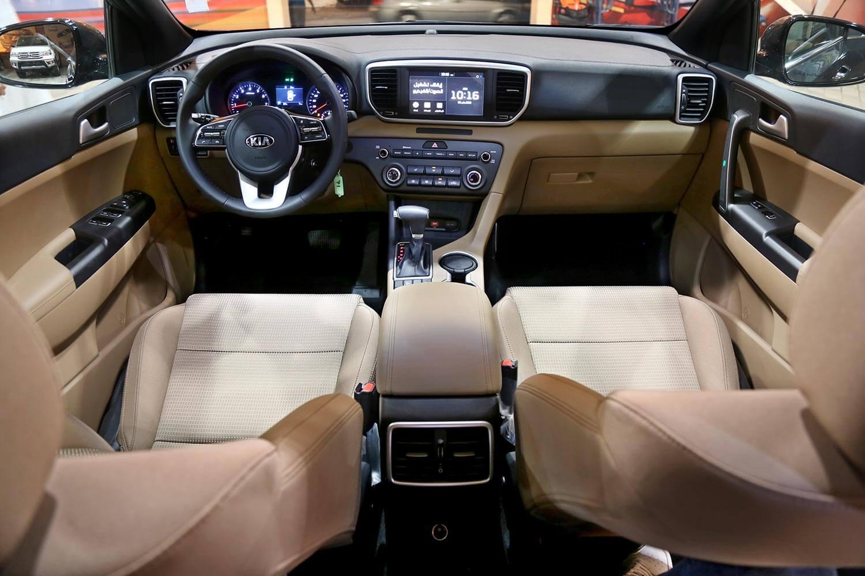Interior Image for  KIA SPORTAGE LX-GDI 2021
