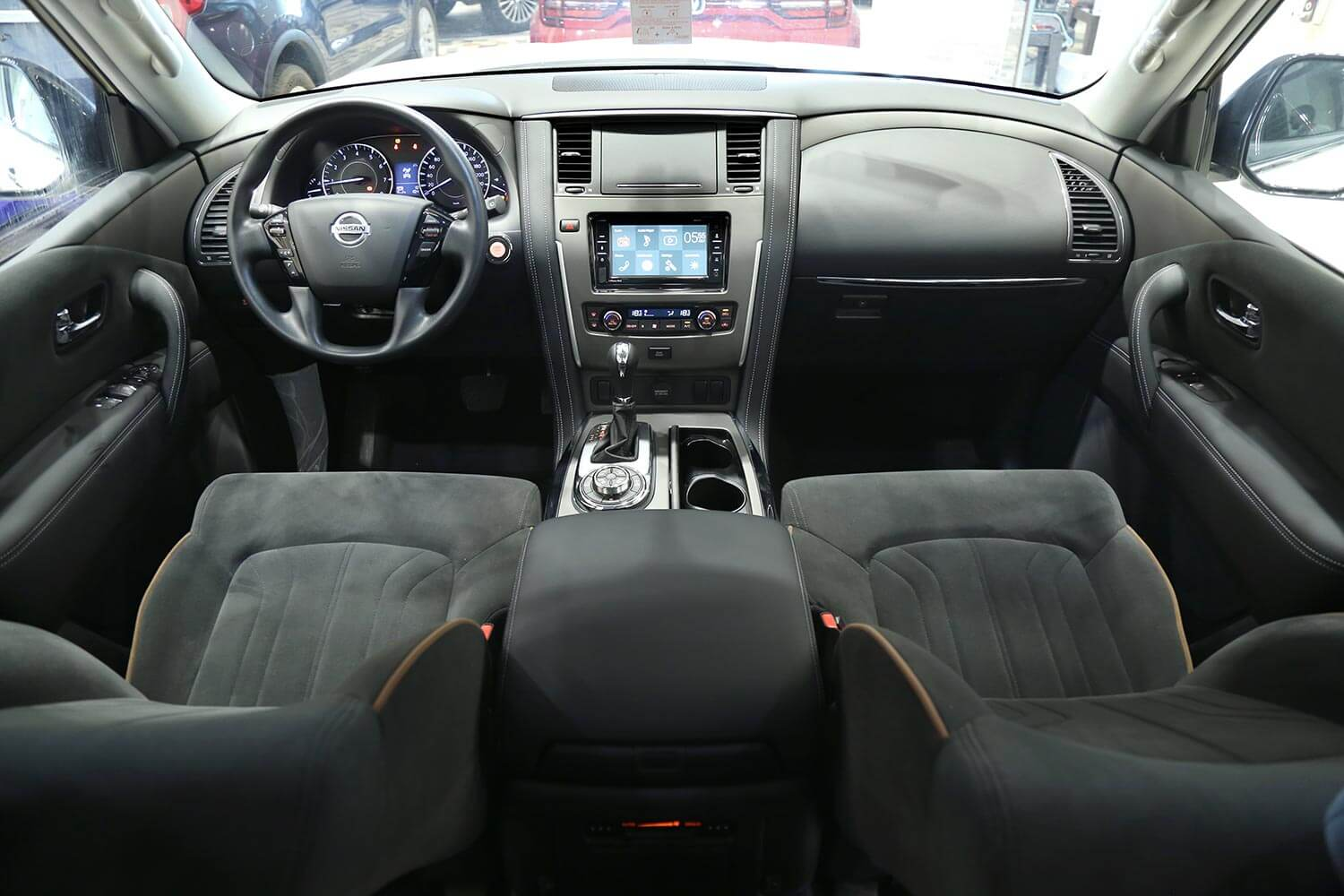 Interior Image for  NISSAN PATROL XE 2020