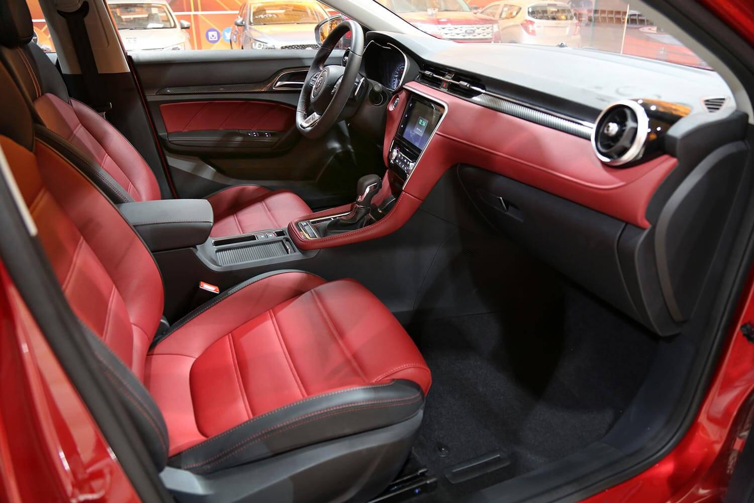 Interior Image for  MG 6 20T 2020