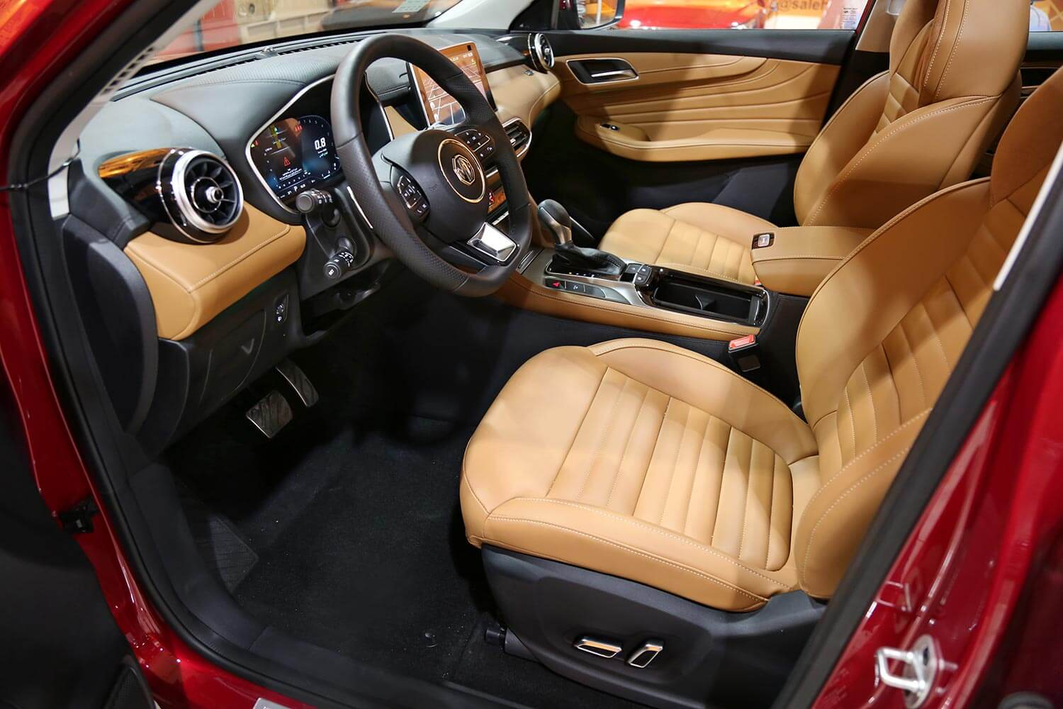 Interior Image for  MG HS 30T 2020
