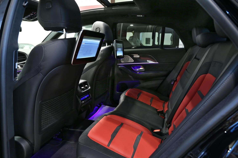 صورة داخلية للسيارة  مرسيدس بنز GLE 53 2021