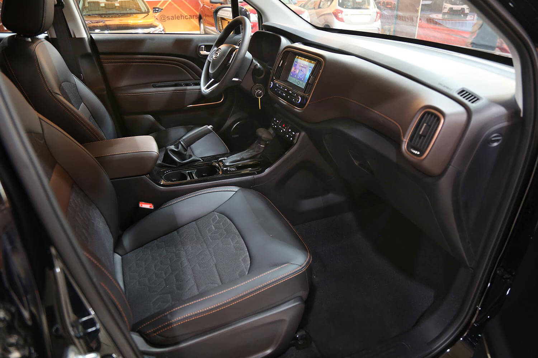 صورة داخلية للسيارة  GAC GS3 GS 2021