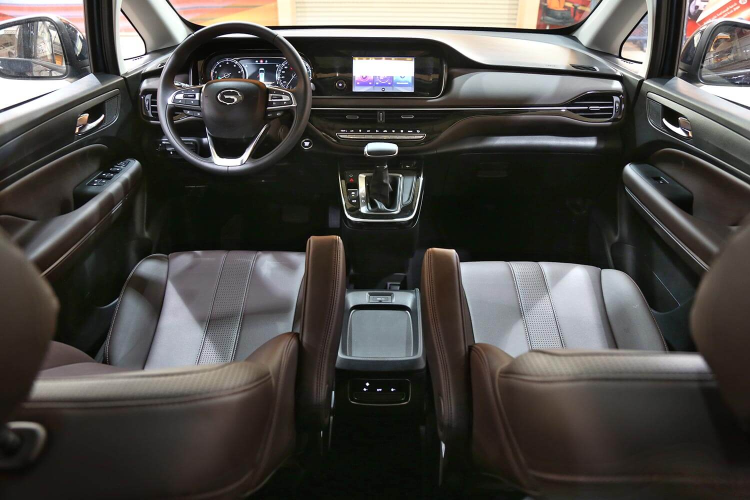 Interior Image for  GAC GN6 GE 2021