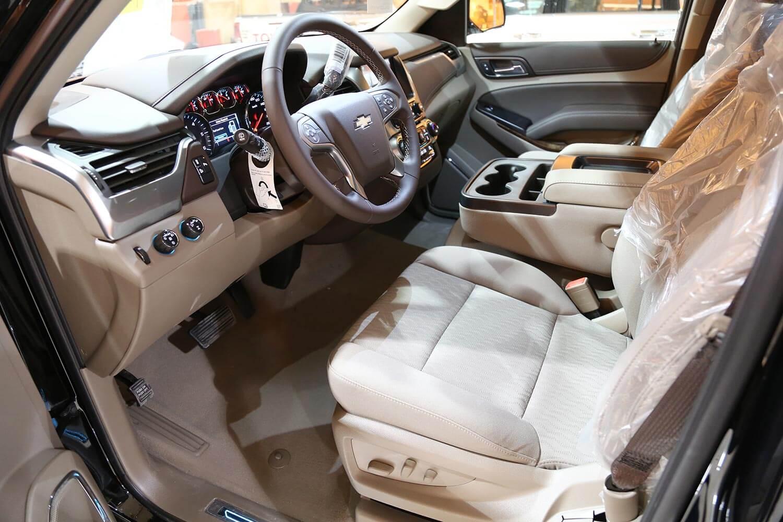 صورة داخلية للسيارة  شيفروليه تاهو مون لايت LS دبل 2020