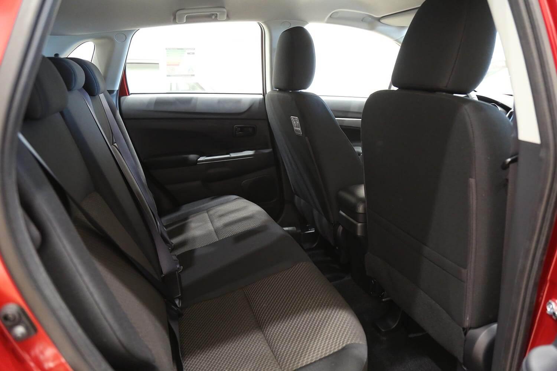 صورة داخلية للسيارة  ميتسوبيشي ايه اس اكس دبل GLX 2020