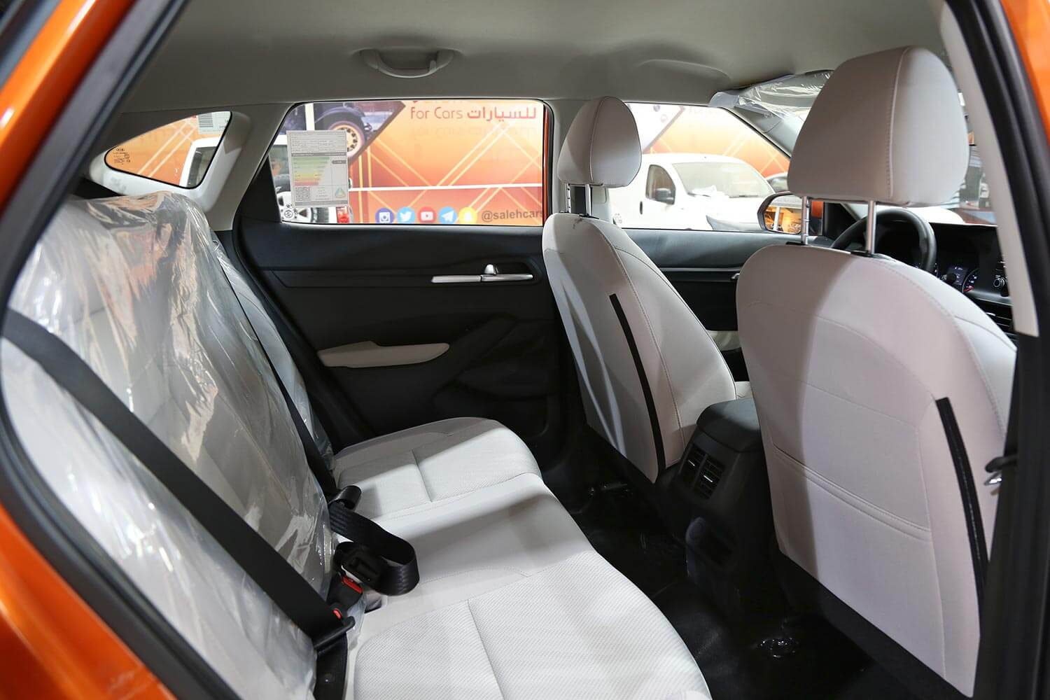 Interior Image for  KIA SELTOS LX 2020