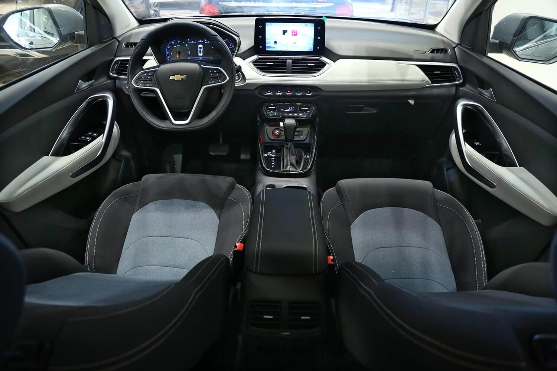 صورة داخلية للسيارة  شفروليه كابتيفا PREMIER 2022