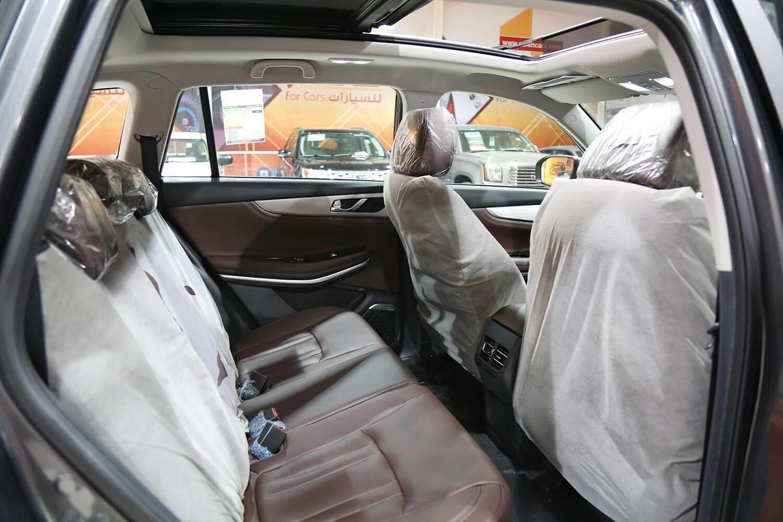 صورة داخلية للسيارة  شانجان CS 75 Full 2WD 2021