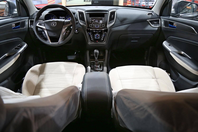 صورة داخلية للسيارة  شانجان CS 35 Basic 2021