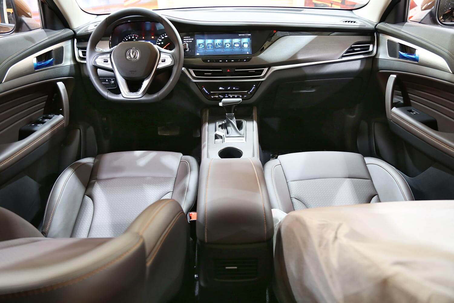Interior Image for  CHANGAN CS35-PLUS Trend 2021