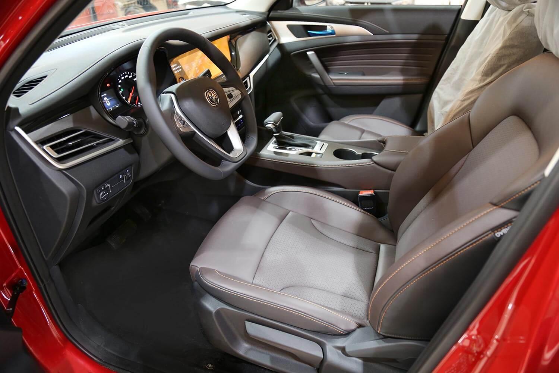 Interior Image for  CHANGAN CS35-PLUS Smart 2021