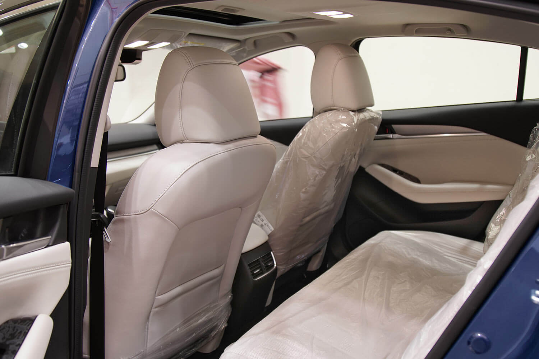 صورة داخلية للسيارة  مازدا 6 SKYACTIV 2019