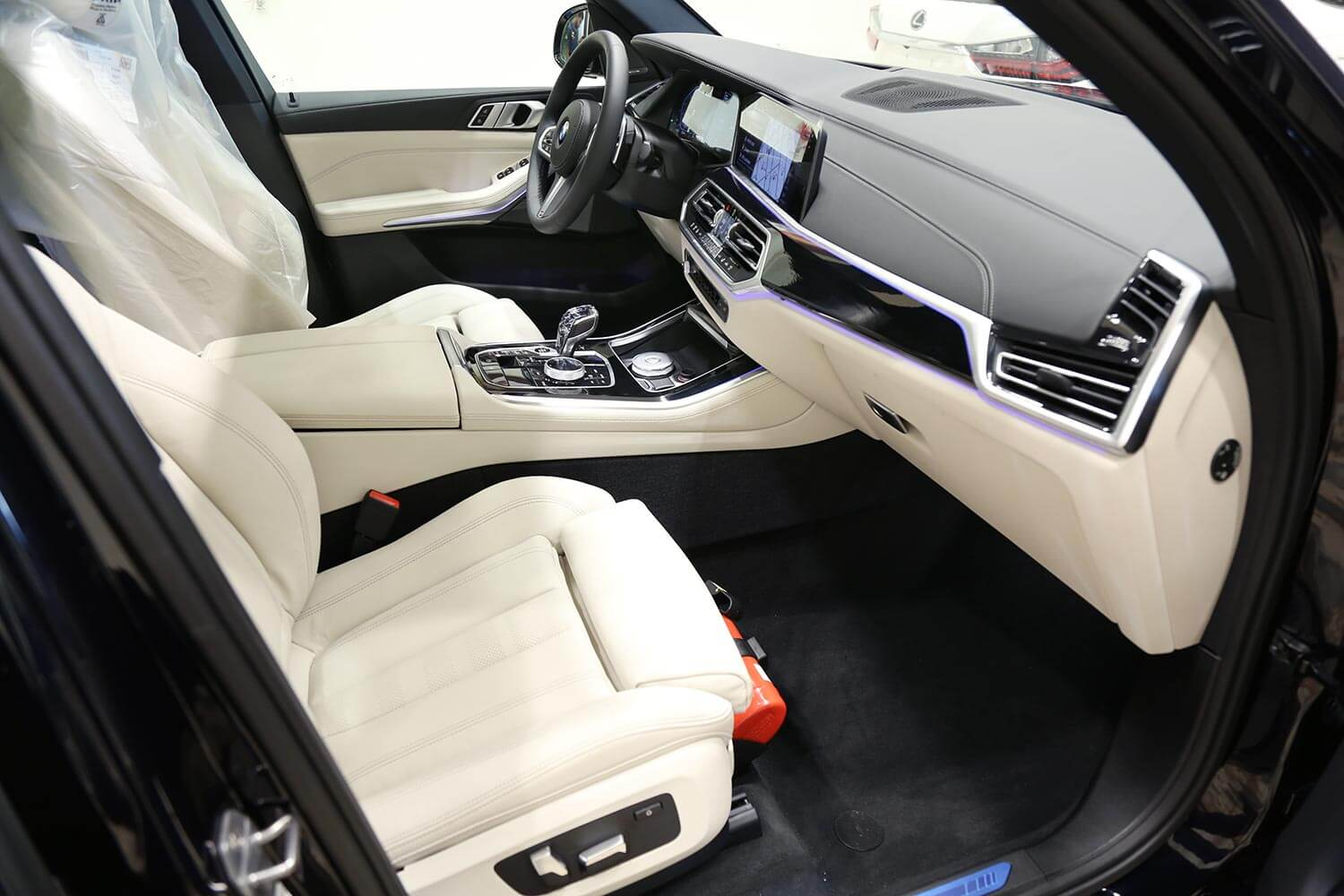 Interior Image for  BMW X5 x-Drive40i 2019