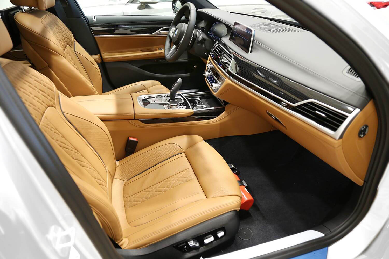 Interior Image for  BMW 730 LI 2020