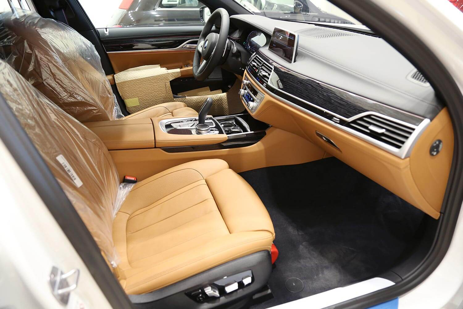 Interior Image for  BMW 740 Li 2020