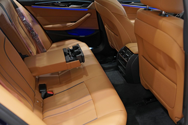 Interior Image for  BMW 520 I- SPORT 2020
