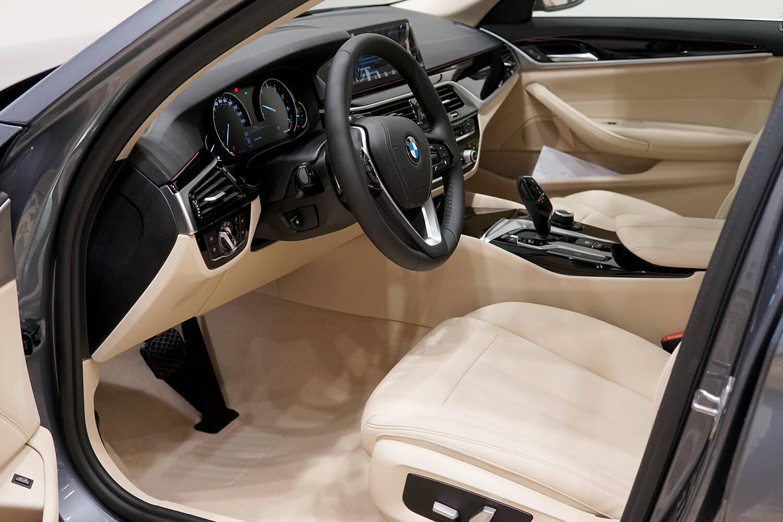 Interior Image for  BMW 520 iA 2020