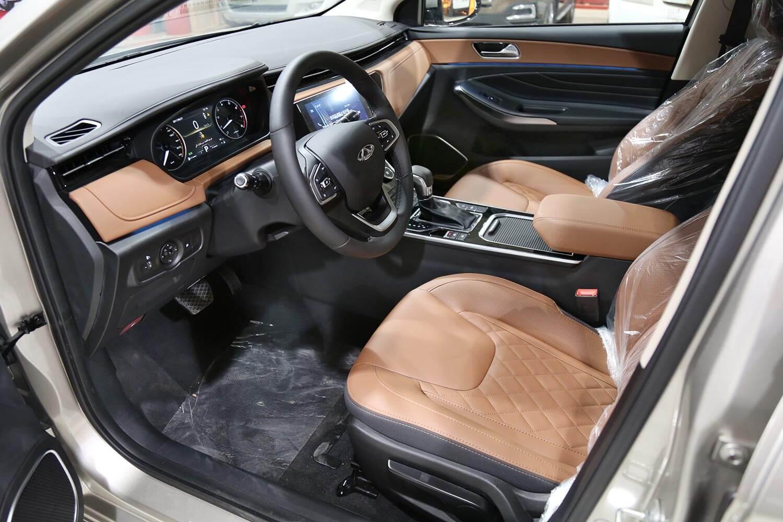 صورة داخلية للسيارة  شيري ARRIZO 6 2020