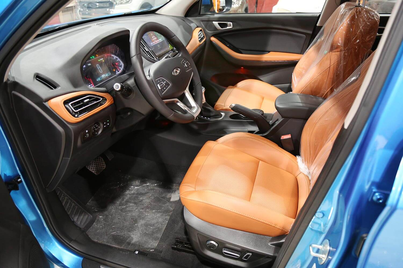 صورة داخلية للسيارة  شيري Tiggo 7 2020